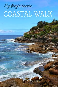 An amazing way to spend a day in Sydney, Australia is to walk from Bondi Beach to Coogee Beach. Incredible views ensue!