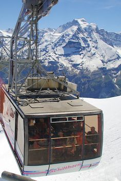 Schilthorn, Berner Oberland