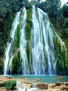 El Limon Waterfall ~ excursion we took on Samana, Dominican Republic Vacation Places, Honeymoon Destinations, Dream Vacations, Vacation Spots, Places To Travel, Places To See, Girls Vacation, Romantic Vacations, Italy Vacation