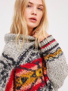 Arctic Blast Pullover from Free People!