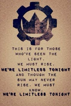 Limitless. Crown The Empire.