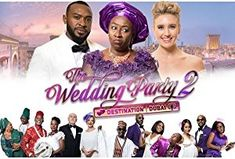 The Wedding Party Destination Dubai 2017 Poster Latest Movie Releases, Latest Movies, Watch Free Movies Online, Watch Movies, Nigerian Movies, Wedding Movies, Tv Shows Online, 2 Movie, American Horror