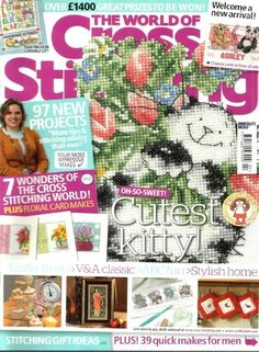 The World of Cross Stitching  Issue 188 Saved