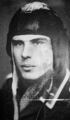 Joseph Beuys, JU87 rear gunner
