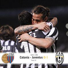Catania Juventus 0-1 (Tevez)