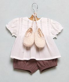 Our little lady probably needs this outfit... don't you think? yes.