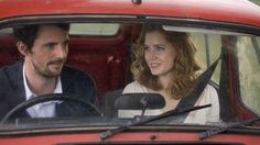 matthew goode & amy adams in the leap year.    favourite girly movie.