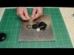 Review: Tools to hold your models and things in place. - YouTube