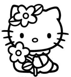 hello kitty ausmalbilder - ausmalbilder für kinder