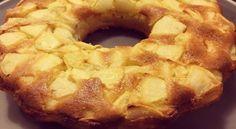 Gâteau Aux Pommes (Sans Gluten Et Sans Levure)