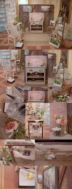 Rustic and romantic wedding show photography booth www.sugarphotostudios.ca