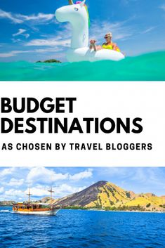 Top budget travel destinations to visit in 2018. via @thethoughtcard