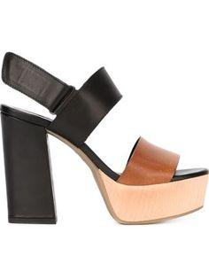 Vic Matie platform sandals