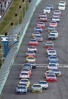 Homestead-Miami...Nascar Championship Race 2012