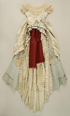 french 1867 silk metropolitan museum of art