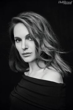 Natalie Portman photographed by Austin Hargrave for The Hollywood Reporter.