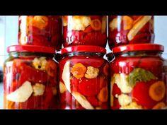 YouTube Salsa, Ice Cream, Jar, Silk Plaster, Food, Youtube, Canning, Fine Dining, Weight Loss
