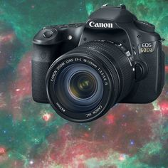 The Canon camera for space geeks