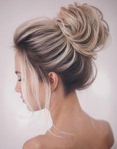 Coiffure De Mariage  : Featured Hairstyle:tonyastylist (Tonya Pushkareva);http://ift.tt/1QzUcnz