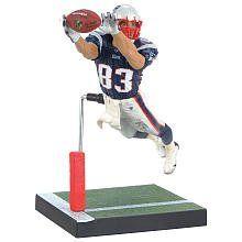 "ne Patriotes Bleu Jersey /""sale/"" version Tom Brady MCFARLANE NFL 18"