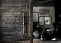 leather belt door!