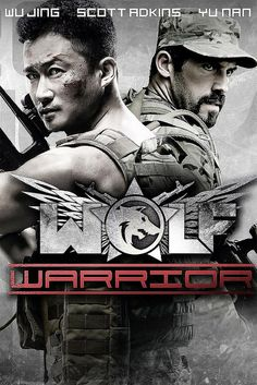 A Chinese special force soldier with extraordinary marksmanship is confronted by a group of deadly foreign mercenaries who are hired to assassinate him by a vicious drug lord. Van Damme, The Expendables, Movies To Watch, Good Movies, Film Wolf, Angelina Jolie Movies, Warrior Movie, Wolf Warriors, The Image Movie