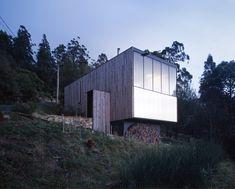 Cabin Porn: Little Big House by Room 11 - Fern Tree, Tasmania