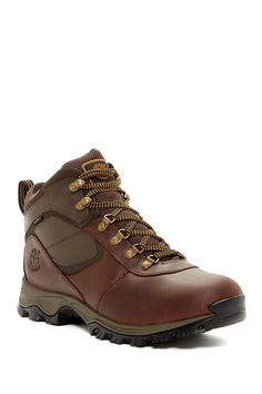 Mount Maddsen Waterproof Boot - Wide Width Available