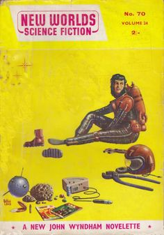 (Ed Emshwiller's cover for the February 1953 issue of Space Stories, ed. Samuel Mines) Part II of my Spacewomen of the Future series — Part I. In my first installment I discussed the st…