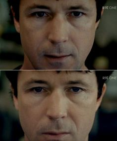 The moment before ... Aidan Gillen in Love/Hate. By makemetonight.