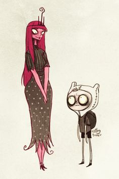 Tim Burton's Adventure Time