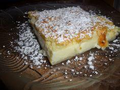 Sabines und Anjas Hobbyeck: Intelligente Cremeschnitten Cheesecake, Desserts, Food, Apple Tea Cake, Food Food, Recipies, Tailgate Desserts, Deserts, Cheesecakes