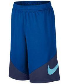 Nike Dry-fit Basketball Shorts, Big Boys (8-20) - Red XL