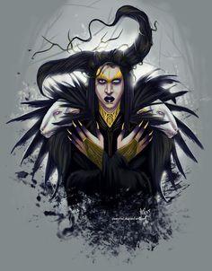 Dark Shepherd by TwoToneFools on deviantART