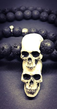 Skull Design, Skulls, Rock, Handmade, Image, Art, Stone, Hand Made, Craft