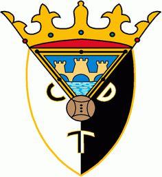 1935, CD Tudelano (España) #CDTudelano #España (L17849) Real Zaragoza, Badge Logo, Bus Travel, Color Club, Team Player, Coat Of Arms, Porsche Logo, Football Team, Mustang