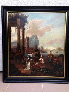 Jan ASSELIJN (Attrib.) (1610-1652) Landschaft in Italien