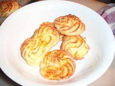 Delicious Duchess Potatoes