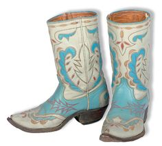 Roy Rogers boots from Christie's Auction