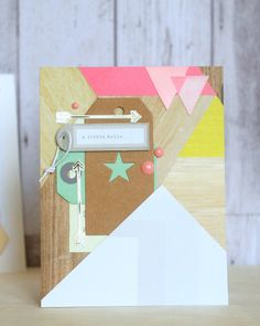 Nice site for more than cards COMP :: Cute, Trendy Notes & Things Handmade Cards - Crate Paper