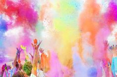 color me rad run - just a month away :)
