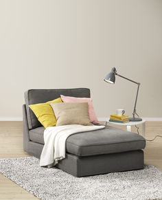 KIVIK chaise longue | IKEAcatalogus nieuw 2018 IKEA IKEAnl IKEAnederland ontspannen relaxen bank zitten woonkamer slaapkamer