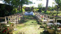 Ceremonia civil en  La tanca. Encuentralo en www.pettyperezmanglano.com