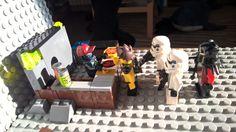 Make a order, Please! Lego Star Wars