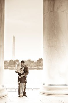"""Hot Spots To Say """"I Do"""" – The Ultimate Engagement Locations #districtweddings #dwblog"""