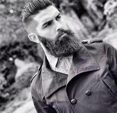 Beards, men