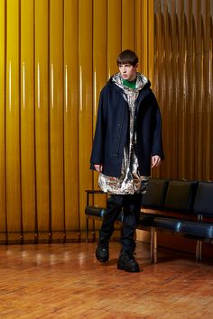 Patrik Ervell Fall Winter 2016 • Selectism