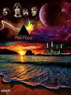 """Pink Floyd Art  """"And all you touch and all you see Is all your life will ever be""""  #PinkFloyd  #Art"""