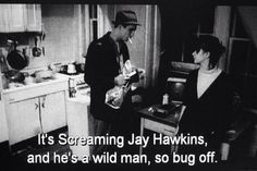 From Jarmusch's Stranger than Paradise.
