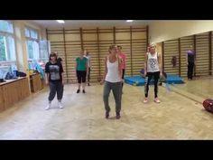 OMI CHEERLEADER Zumba Ełk choreografia Paulina Kosmala - YouTube